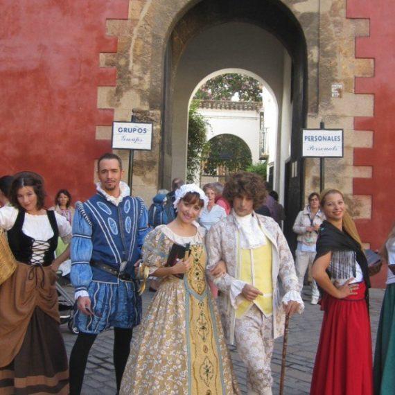 historical team building seville