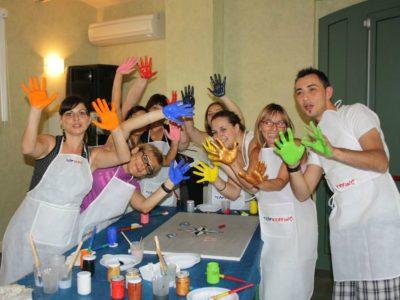 Painting-Team-Building-spain
